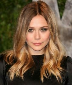Sombre - I am over the choppy ombre. This blends nicely.