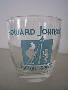 Vintage Howard Johnson S Hotel Restaurant Menu Fan Hojo