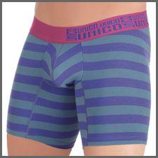 Unico Boxer Suspensor Cuerda Long Leg Underwear