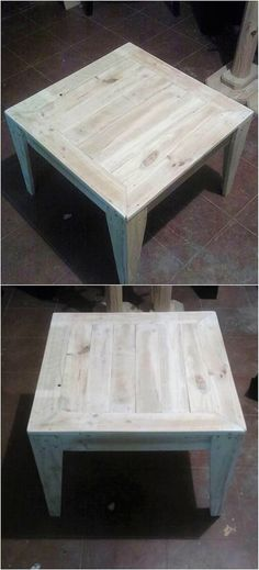 Give a quick look at this quality work of the pallet in the mind-blowing creation of the table design. Table designs will always look brilliant with the designs when they are being put together in the designing creativity of the perfect finishing of wood pallet inside it.