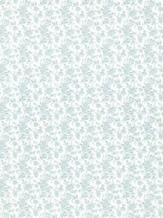 Doll House Wallpaper Tiffany Blue