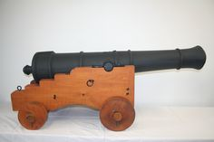 Incredible authentic looking cannons at great prices from www.cannonsdirect.com
