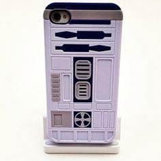 R2D2 iPhone case: )