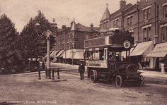 Old Postcard  - Kensal Green
