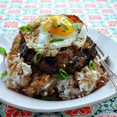 Regional Foods: Hawaiian Favorite -- Loco Moco | via Farmgirl Gourmet