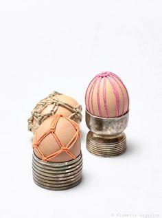 Easter Egg Macrame
