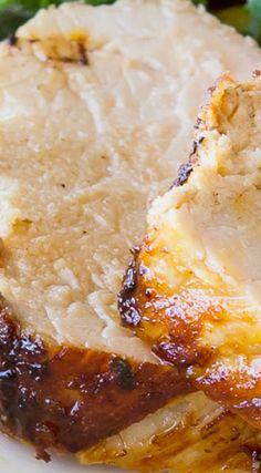 Lemon Garlic Pork Tenderloin