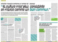 """Supplement """"Les Pieds dans le plats"""" La Comédie de Saint Etienne / format Tabloid"""
