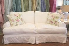 T-Back | Sofa | Slipcovered