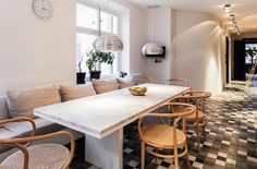 WABI SABI Scandinavia - Design, Art and DIY.: Swedish designer's loft apartment for sale