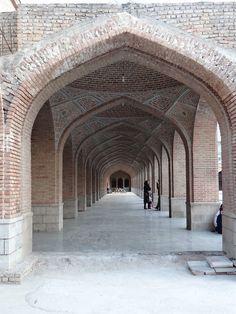 100rota: Tabriz:Irão a sério