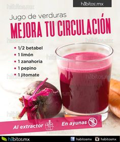 Healthy Juices And Their Benefits Detox Diet Drinks, Juice Cleanse Recipes, Detox Juice Cleanse, Natural Detox Drinks, Detox Juices, Detox Recipes, Liver Cleanse, Healthy Juices, Healthy Smoothies
