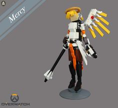 lego overwatch - Google Search