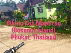 Biking Koh Maphrao Island, Thailand  #thailand #travel #coconutisland #koh #asia #phuket http://www.tripdontfall.xyz/