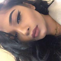 New post on flawlassglam Kiss Makeup, Eyebrow Makeup, Love Makeup, Makeup Inspo, Makeup Inspiration, Beauty Makeup, Hair Makeup, Hair Beauty, Makeup Ideas