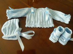 Conjunto azul para Iñigo
