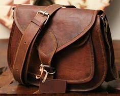 Tan Brown Leather Messenger Bag Handmade Women's Cross | Etsy Brown Leather Messenger Bag, Leather Satchel, Leather Purses, Leather Handbags, Chanel Handbags, Women's Handbags, Burberry Handbags, Leather Briefcase, Handbags Online