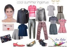 cool summer ingenue
