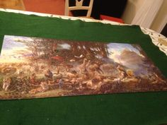 52. Easter Jigsaw Completed #Noah #1000pc #100happydays