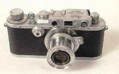 An identical model of eyewitness Charles Bronson's Leica IIIa 35mm camera. He had it loaded with Kodachrome slide film that day.