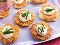 Kids Recipes - Corn & ham pancakes recipe - Practical Parenting Magazine - Yahoo!7 Lifestyle