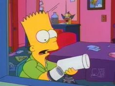 The Simpsons, Bart Simpson, My Love, Fictional Characters, Fantasy Characters