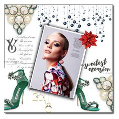 """Etsy Shop By Yulia Logvinova"" by fatimka-becirovic ❤ liked on Polyvore featuring Manolo Blahnik and polyvorefashion"