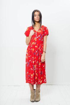 Caza vintage tropical dress OldWIG Vente & Happening Vintage 24-25-26 AVRIL. 2015 #oldwig #sale #show #happening #vintage #summer #clothing @boat