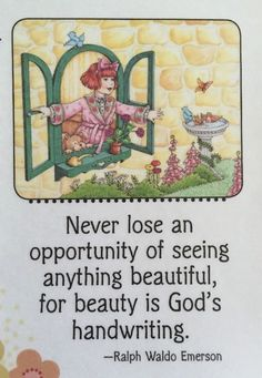 Never Lose An Opportunity - Handmade Fridge Magnet Cute Quotes, Great Quotes, Words Quotes, Inspirational Quotes, Sayings, Mary Engelbreit, Kirchen, Happy Thoughts, Words Of Encouragement