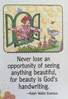 Never Lose An Opportunity - Handmade Fridge Magnet
