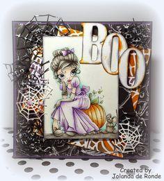Jolanda's Creaties: oktober 2014