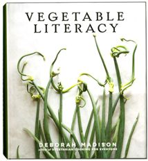 Vegetable Literacy. cover to cover