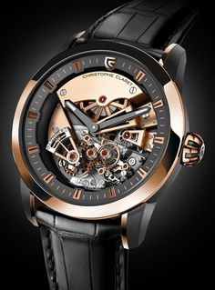 Christophe Claret Maestoso Watch With Detent Escapement