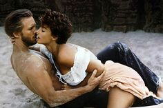 The 21 Sexiest Movie Couples...Ever