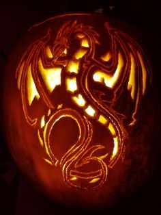 Dragon Pumpkin By Joanna Banana On Deviantart