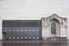 Kolumba Museum, Cologne. Peter Zumthor