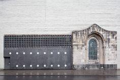 Kolumba Museum, Cologne Germany (2003-07) | Peter Zumthor
