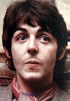 As soon as I hear Paul's voice, I become calm. LOVE.
