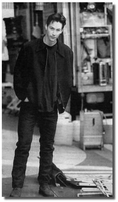 +++ The vulnerability of precious things is beautiful because vulnerability is a mark of existence. Simone Weil +++ (chicfoo) keanu