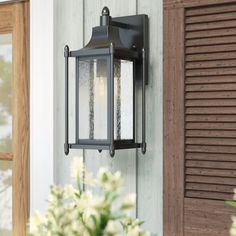 New Abbott Outdoor Wall Lantern by Sol 72 Outdoor Lighting Home Decor Furniture. Fashion is a popular style Outdoor Barn Lighting, Outdoor Hanging Lanterns, Outdoor Ceiling Fans, Outdoor Sconces, Outdoor Light Fixtures, Outdoor Wall Lantern, Outdoor Walls, Outdoor Garage Lights, Backyard Lighting