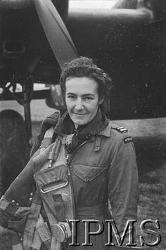 Anna Leska, later Leska-Daab (1910-1998)  In 1939, just after the outbreak of the World War II, she was assigned to the Polish Air Force HQ squadron to fly liaison missions and confidently delivered one aircraft to an airfield. After the so-called September Defeat (of Poland against Germany and Russia in 1939) she and the rest of the pilots arrived in Great Britain via Romania and France. She initially worked at the HQ of the RAF and subsequently at the Air Ministry and eventually started…