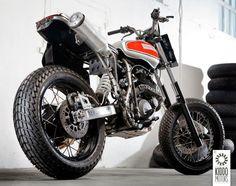 Yamaha XT600 - Kiddo Motors