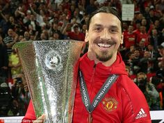 Zlatan Ibrahimovic is to discuss staying at Manchester United beyond this season...