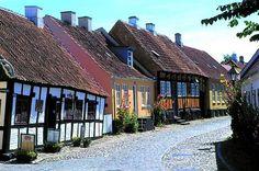 Ebeltoft, Funen, Denmark