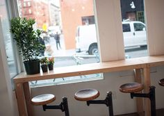 'The Butcher's Daughter' A Contradictory Juice Bar in New York (4)