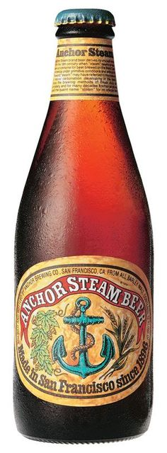 Anchor Steam Beer When I make it to San Fran I will be visiting this brewery!