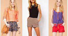 #ShortDamasMoldesDesarrolloPasoaPaso. Short Dresses, Shorts, Women, Fashion, Sewing Patterns, Atelier, Pants, Places, Short Gowns