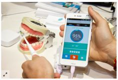 Next for health tech? A smart toothbrush that connects to your phone (Wired UK)