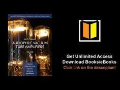 Download Audiophile Vacuum Tube Amplifiers   Design Construction Testing Repairing & Upgrading Volum - Tronnixx in Stock - http://www.amazon.com/dp/B015MQEF2K - http://audio.tronnixx.com/uncategorized/download-audiophile-vacuum-tube-amplifiers-design-construction-testing-repairing-upgrading-volum-4/