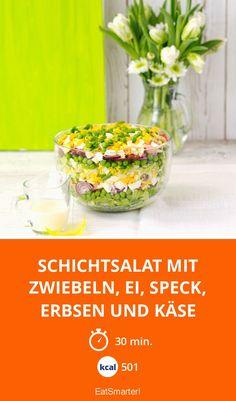 Nicht nur ein Hingucker, sondern auch das ideale Frühlingsgericht.